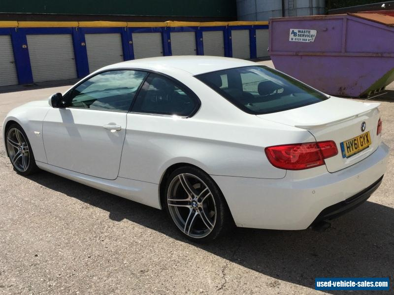 2011 bmw 320d m sport 181 for sale in the united kingdom - Bmw 3 series m sport coupe ...