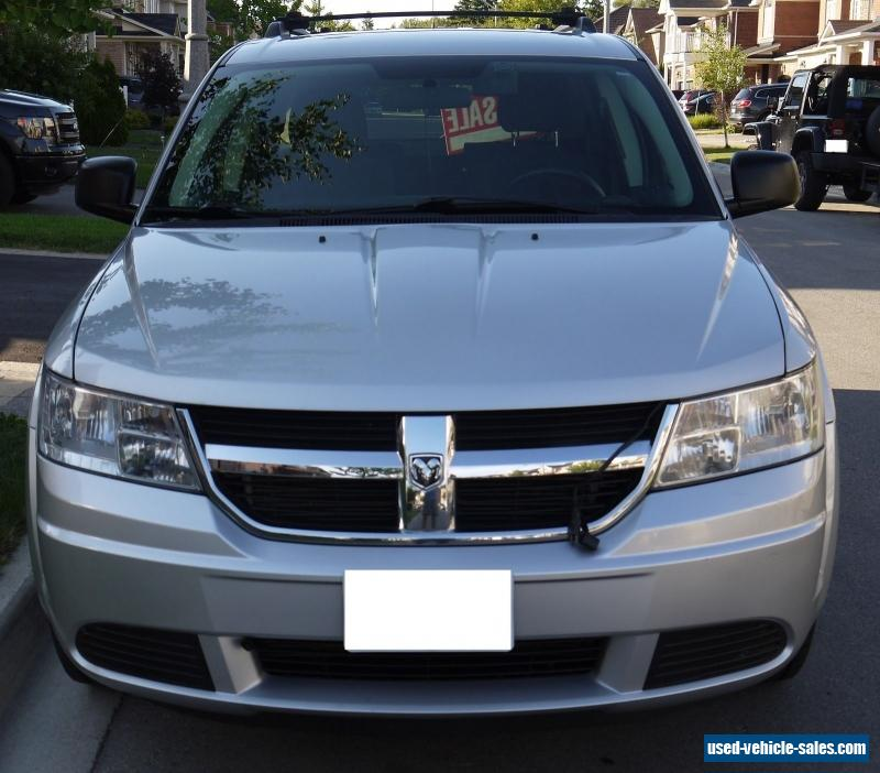 2010 dodge journey for sale in canada. Cars Review. Best American Auto & Cars Review