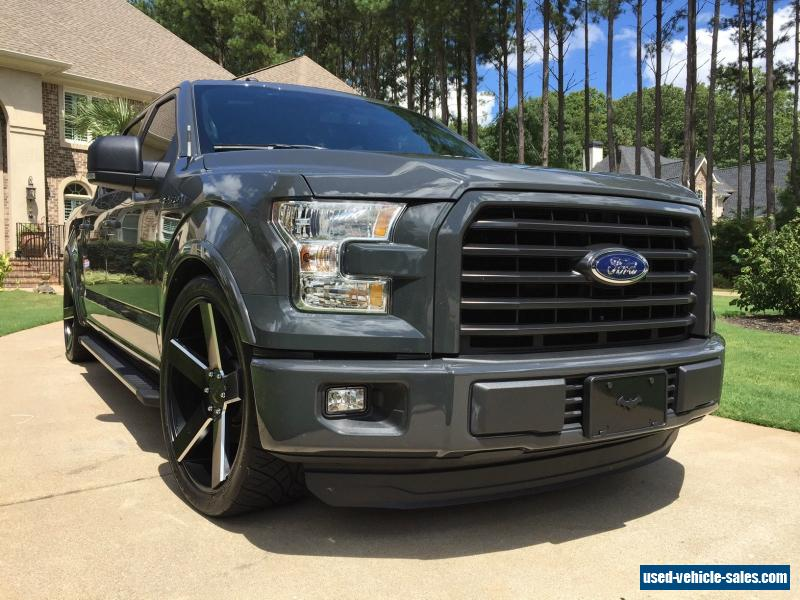 2016 ford f 150 for sale in the united states. Black Bedroom Furniture Sets. Home Design Ideas