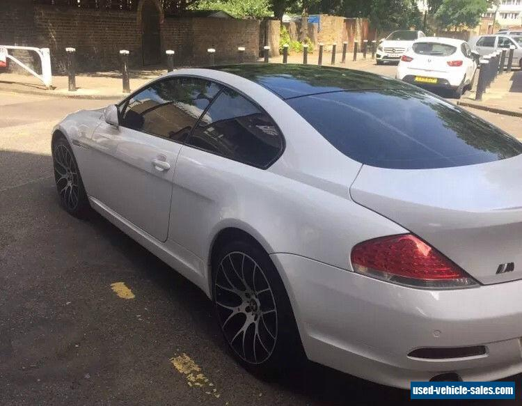 2005 Bmw 630i Auto For Sale In The United Kingdom