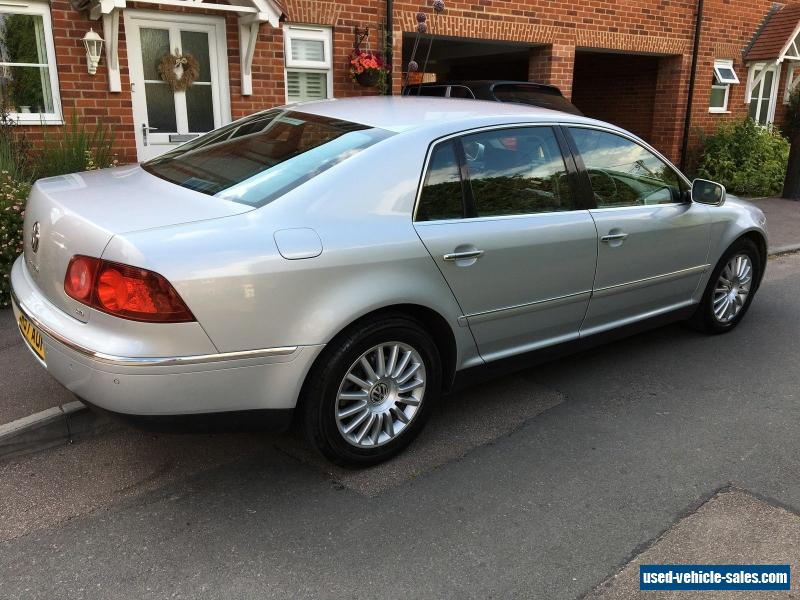 volkswagen phaeton  tdi motion   sale   united kingdom