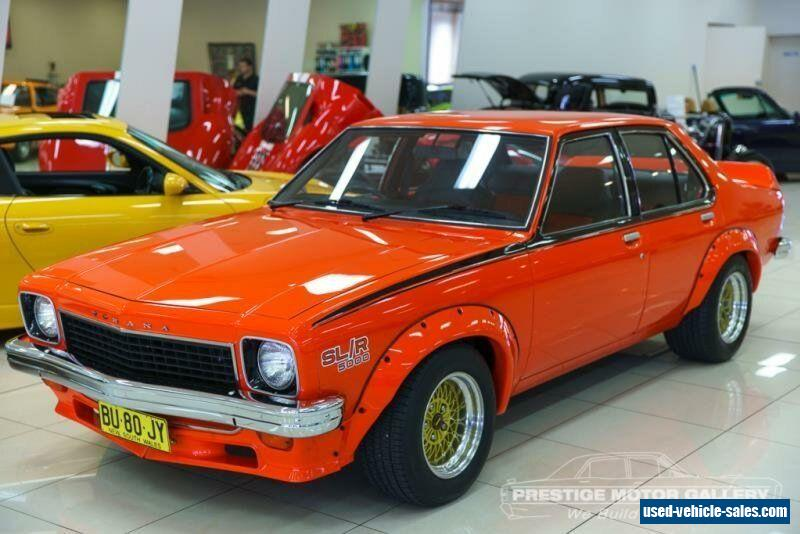 1974 holden for sale