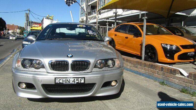 Bmw M For Sale In Australia - Automatic bmw m3