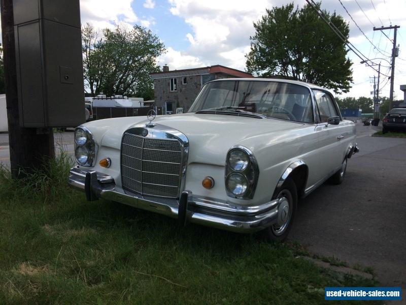 1965 mercedes benz 200 series for sale in canada for 1965 mercedes benz