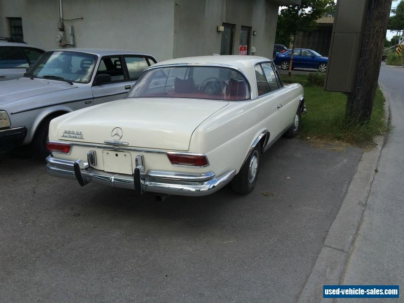 1965 mercedes benz 200 series for sale in canada for Mercedes benz for sale in canada