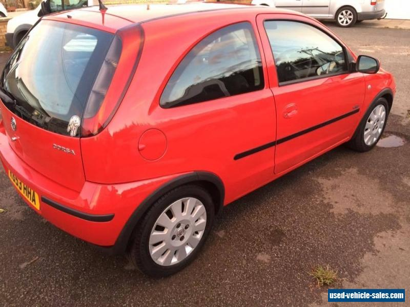 2004 vauxhall corsa active twinport for sale in the united kingdom. Black Bedroom Furniture Sets. Home Design Ideas