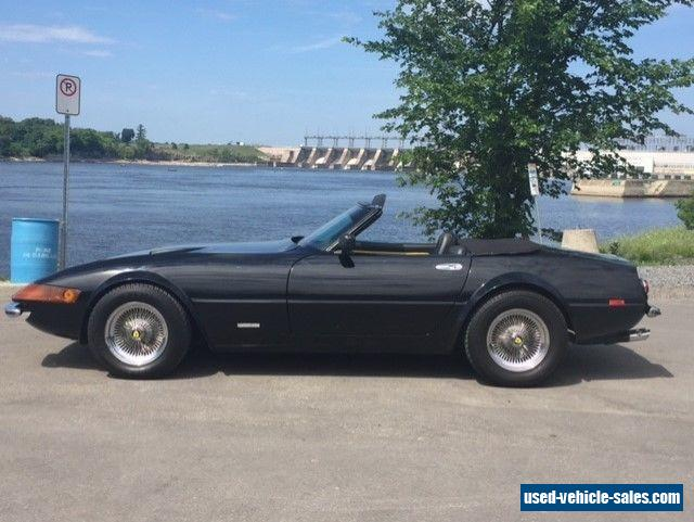 1981 chevrolet corvette for sale in canada. Black Bedroom Furniture Sets. Home Design Ideas