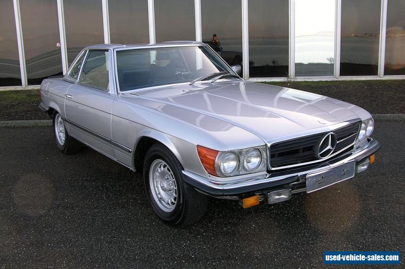 1979 mercedes benz sl class for sale in the united states for Mercedes benz sl550 for sale used