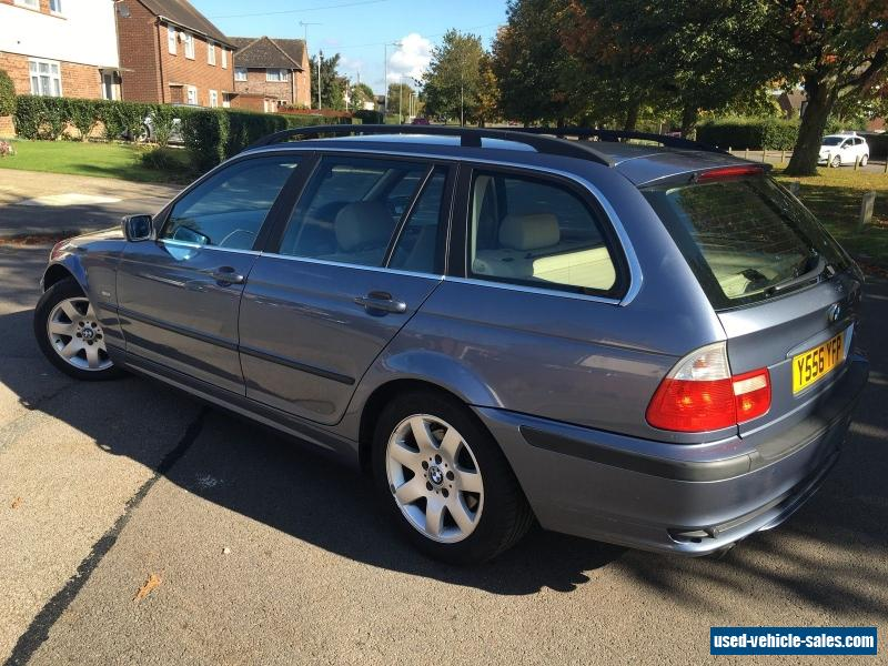 2001 Bmw 320i Se Touring Auto For Sale In The United Kingdom
