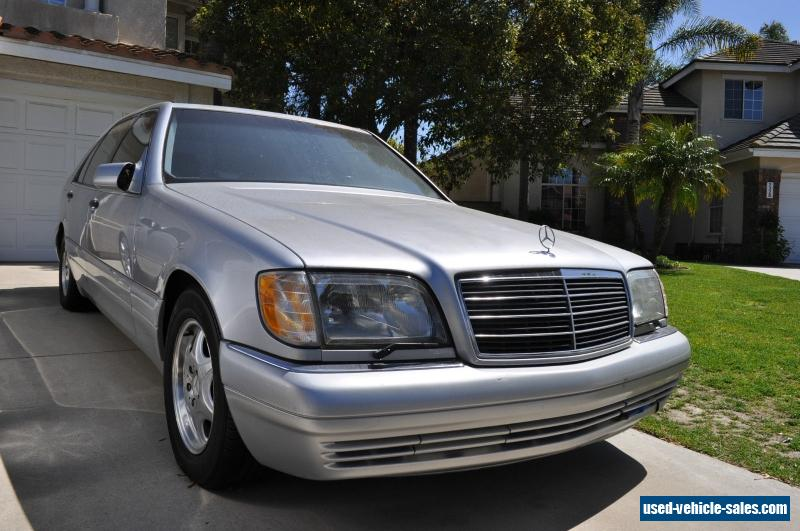 1999 mercedes benz s class for sale in the united states. Cars Review. Best American Auto & Cars Review