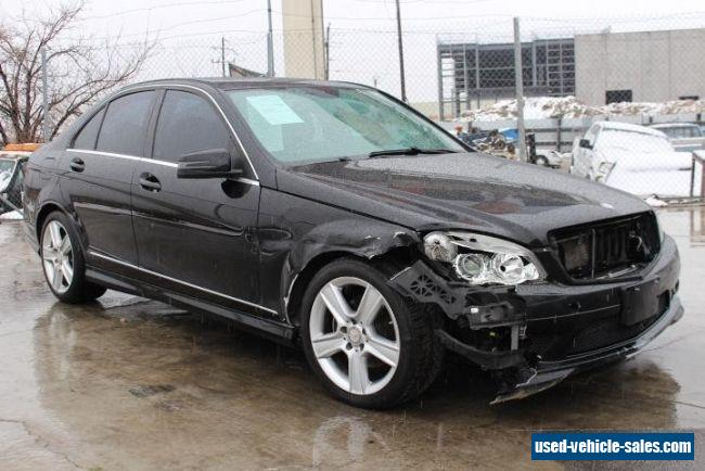 2010 mercedes benz c class for sale in the united states for 2010 mercedes benz c class c300 4matic