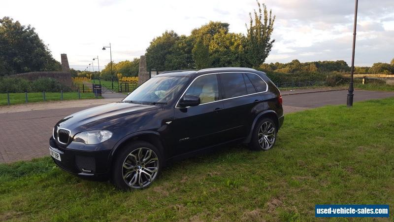 Bmw X Sd M Sport S Auto Black