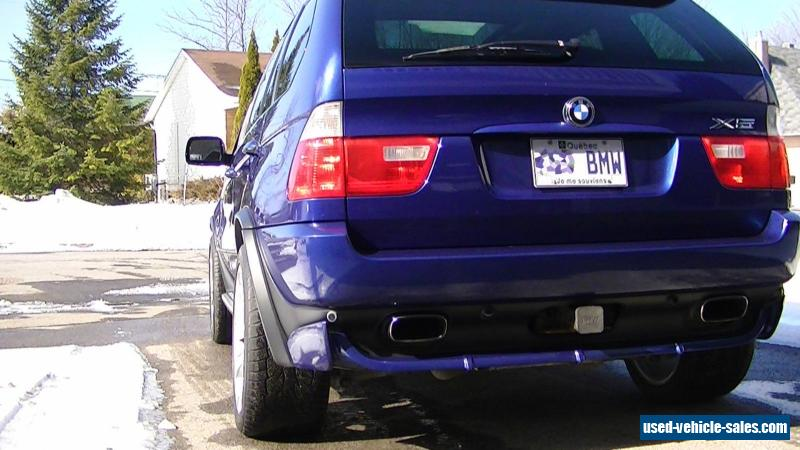 2005 bmw x5 for sale in the united states. Black Bedroom Furniture Sets. Home Design Ideas