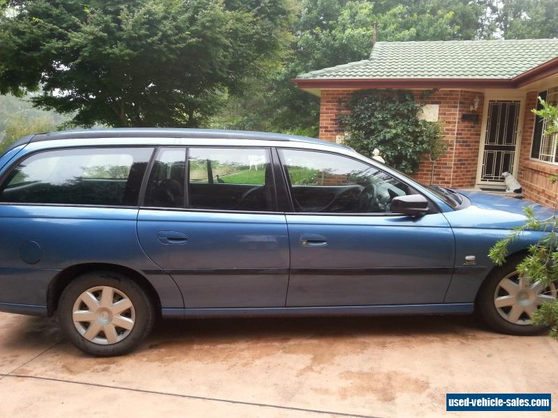Holden Holden Commodore 2005 Executive for Sale in Australia