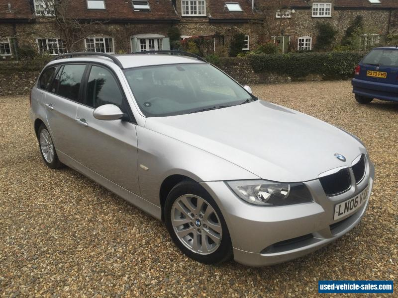 2006 bmw 320i se touring for sale in the united kingdom. Black Bedroom Furniture Sets. Home Design Ideas