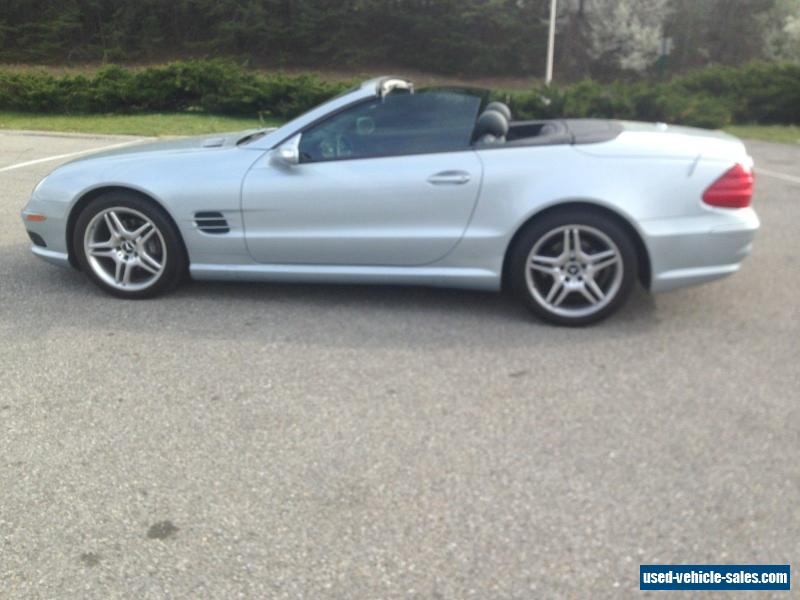 2006 mercedes benz sl class for sale in the united states for Mercedes benz sl550 for sale used