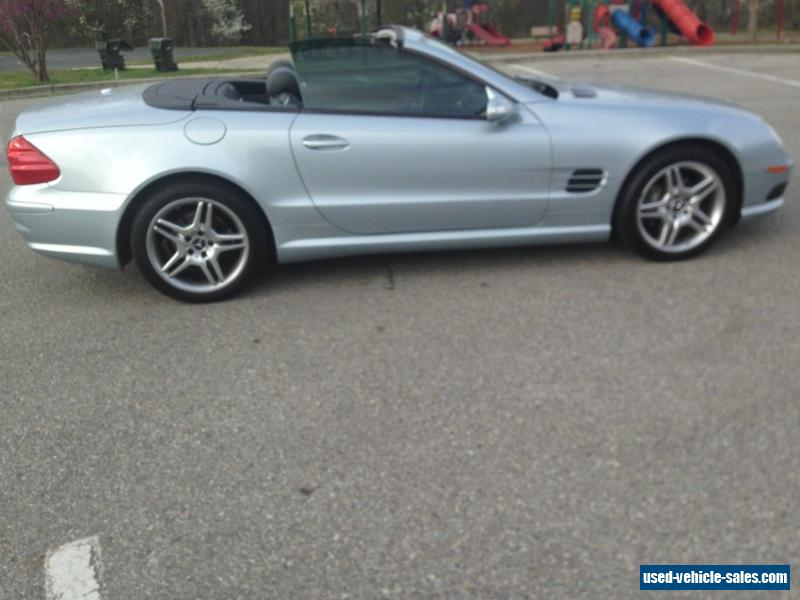 2006 mercedes benz sl class for sale in the united states for Mercedes benz sl coupe for sale