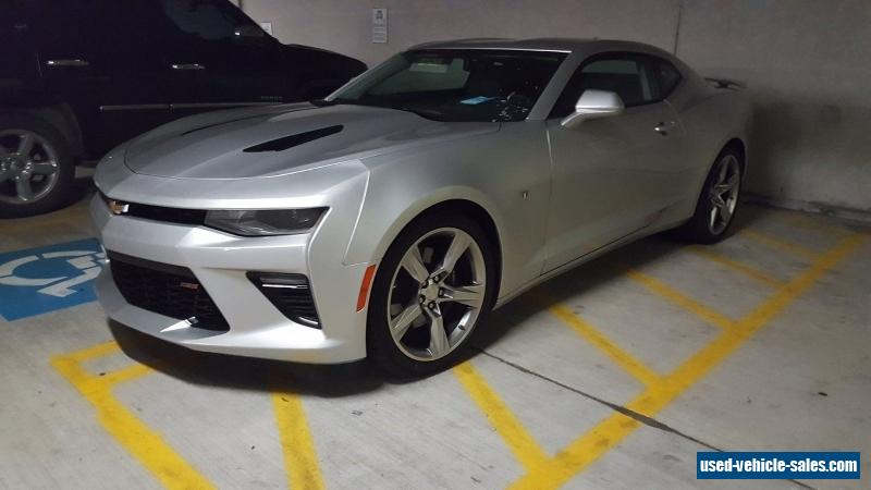 2016 chevrolet camaro for sale in the united states