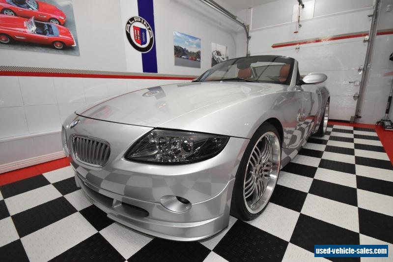 Bmw Z For Sale In Canada - Bmw alpina roadster for sale