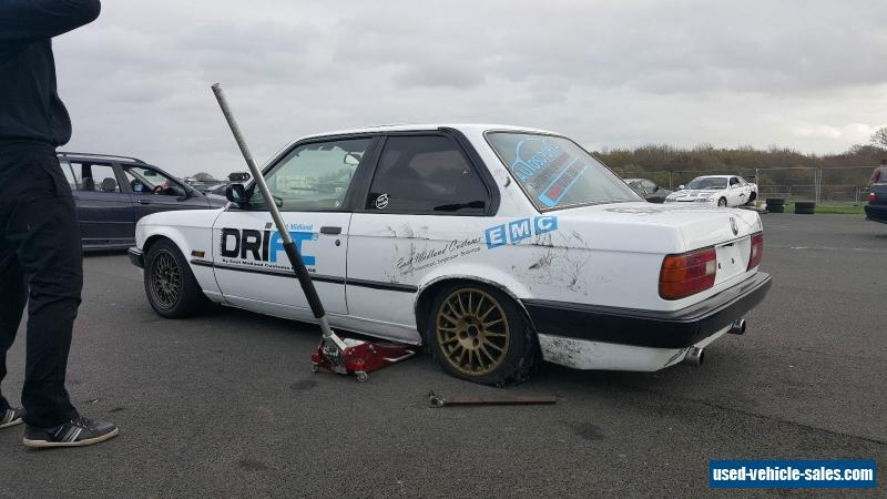 1991 Bmw 335 for Sale in the United Kingdom