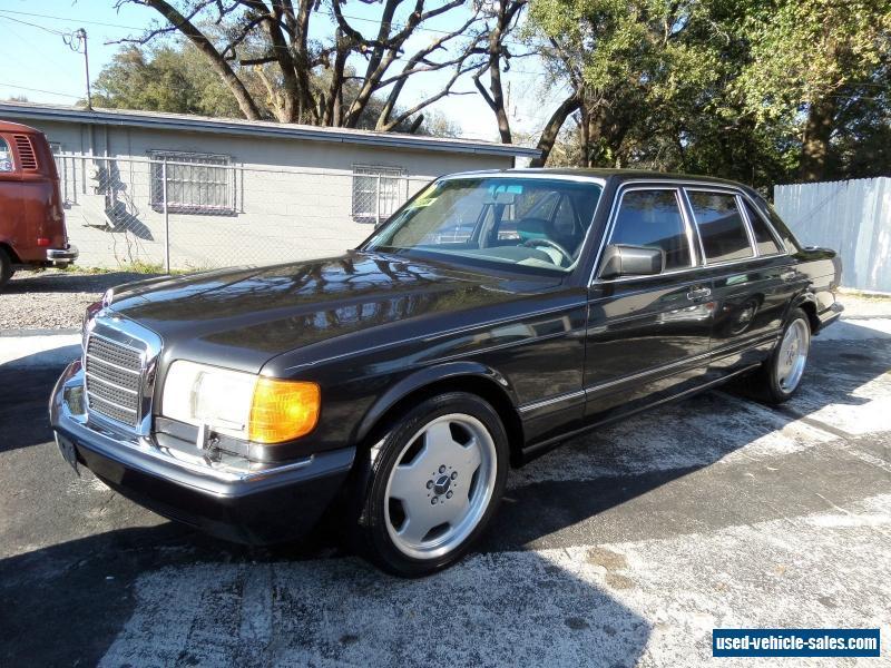 Mercedes 400 series