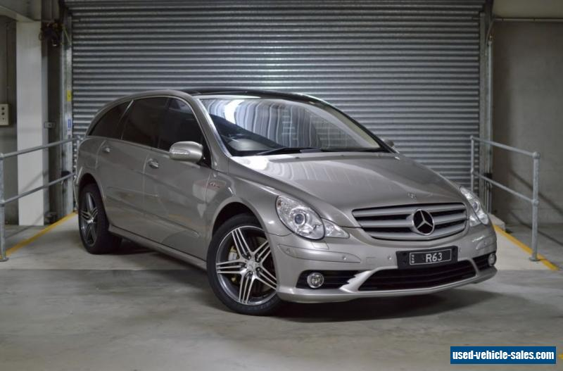 mercedes benz r class for sale in australia. Black Bedroom Furniture Sets. Home Design Ideas