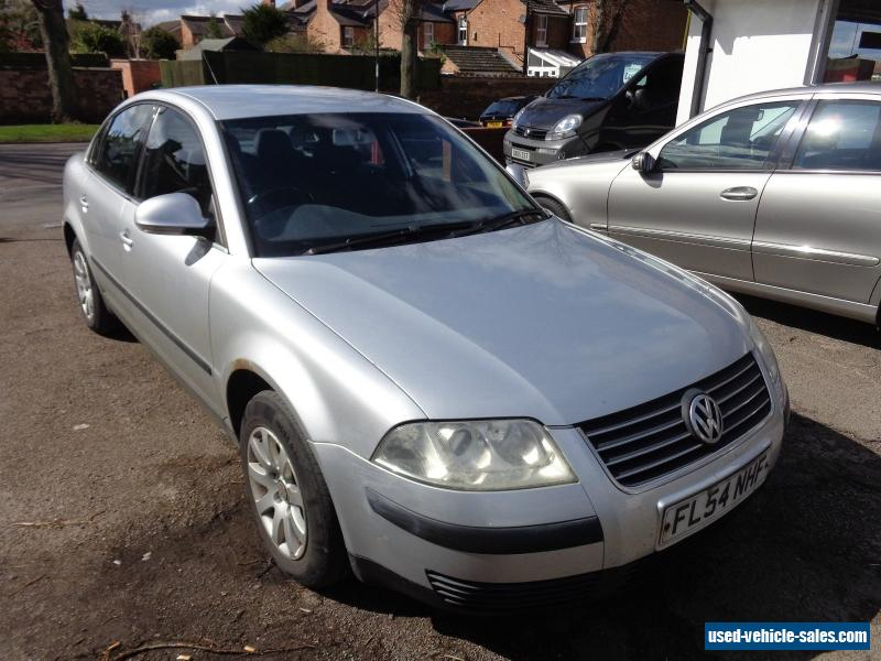 2004 volkswagen passat trendline tdi 130 for sale in the united kingdom. Black Bedroom Furniture Sets. Home Design Ideas