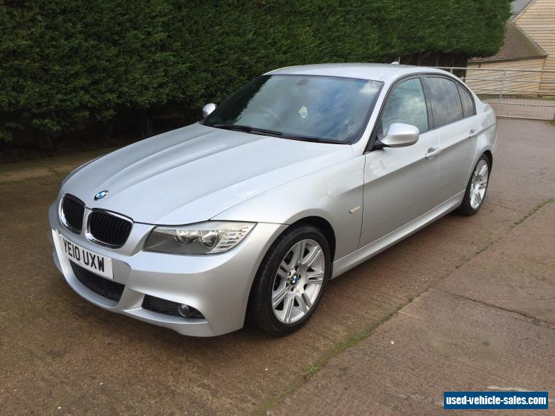 2010 bmw 320d m sport 181 for sale in the united kingdom. Black Bedroom Furniture Sets. Home Design Ideas
