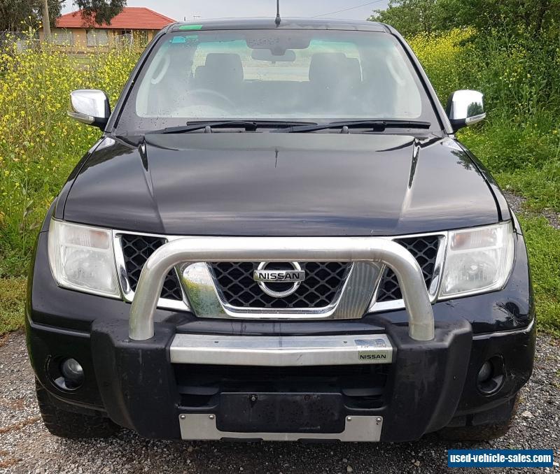 Nissan Navara For Sale In Australia