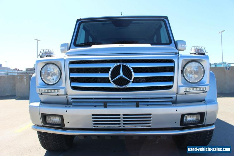 2003 mercedes benz g class for sale in canada for Mercedes benz g class sale