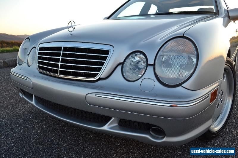 2001 mercedesbenz eclass for sale in the united states