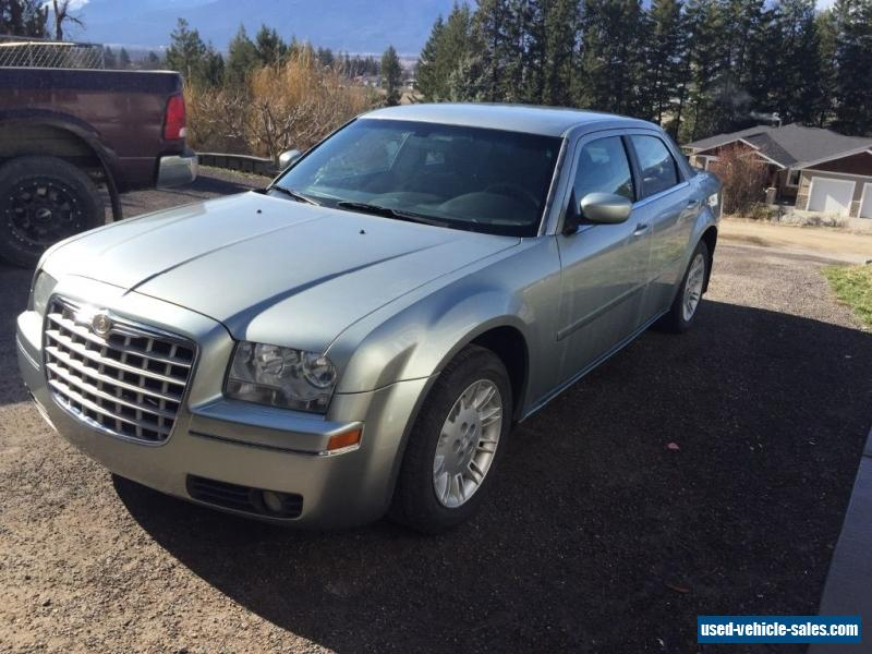 2005 chrysler 300 series for sale in canada. Black Bedroom Furniture Sets. Home Design Ideas
