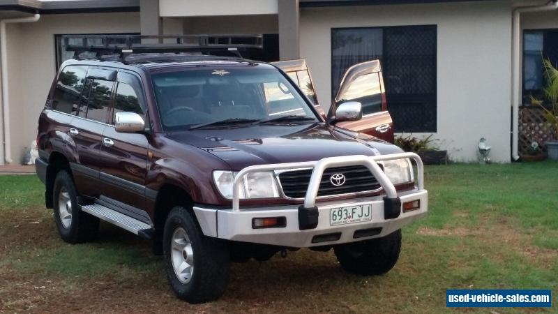 Toyota 100-Series for Sale in Australia