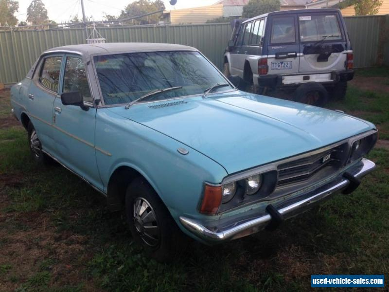 1977 Datsun 180B Sedan all original minimal rust manual