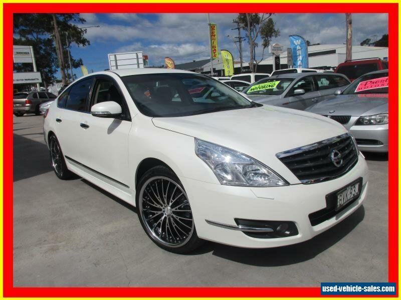 Nissan Maxima For Sale In Australia