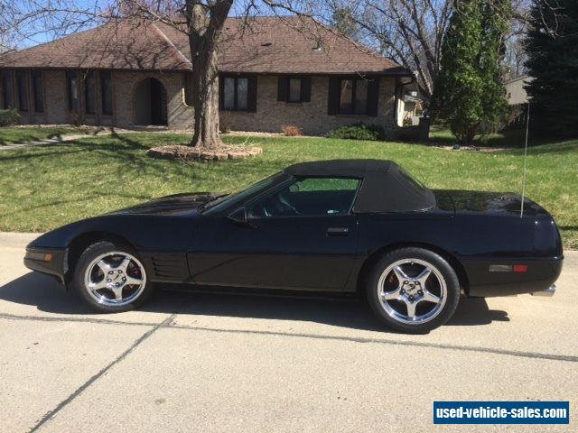 1994 chevrolet corvette for sale in the united states. Cars Review. Best American Auto & Cars Review