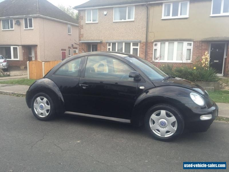 volkswagen beetle  sale   united kingdom