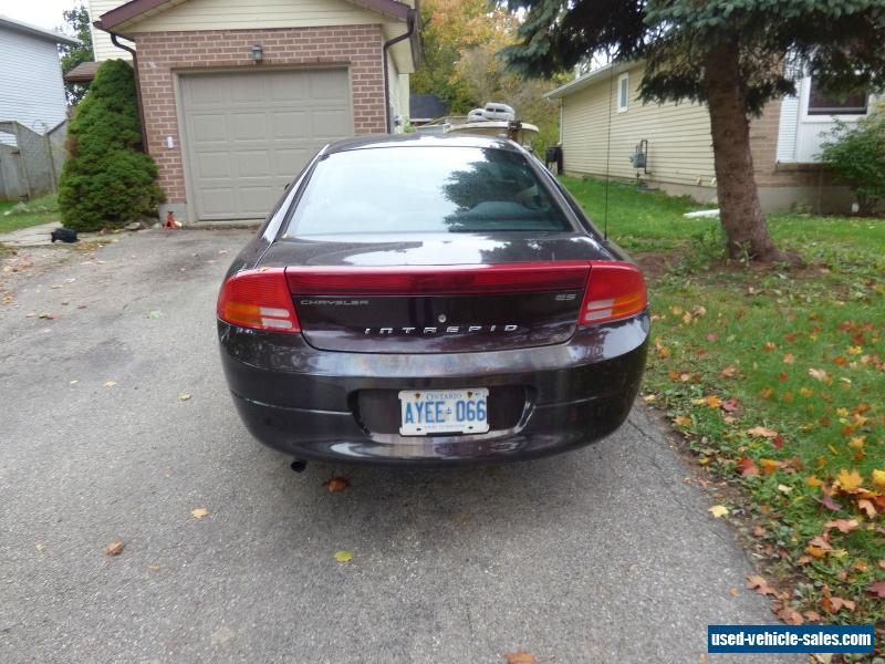 Dodge Intrepid Used Cars Sale