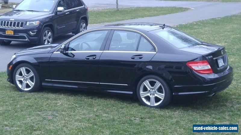 2010 mercedes benz c class for sale in the united states for Mercedes benz 2010 c class