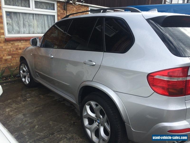 2009 BMW X5 30D SE 7S AUTO SILVER For Sale