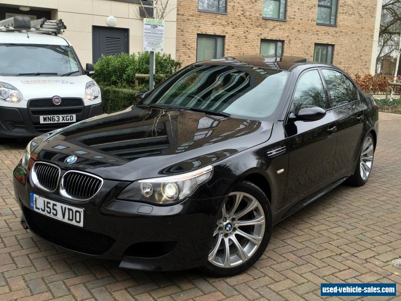 2006 bmw m5 for sale in the united kingdom. Black Bedroom Furniture Sets. Home Design Ideas
