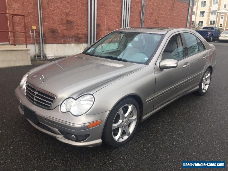 2007 mercedes benz c class for sale in the united states for Mercedes benz c class used cars for sale