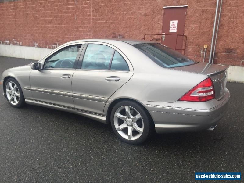 2007 mercedes benz c class for sale in the united states for Mercedes benz v class for sale