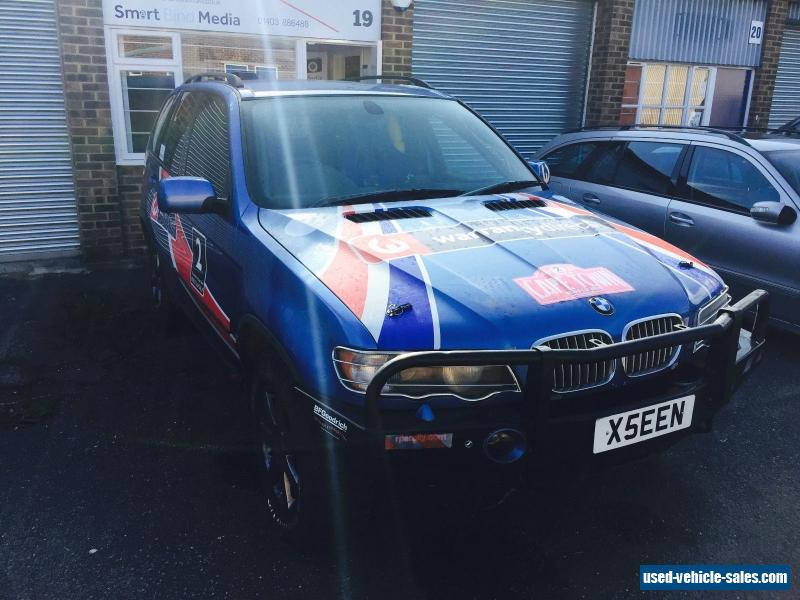 2002 Bmw X5 for Sale in the United Kingdom