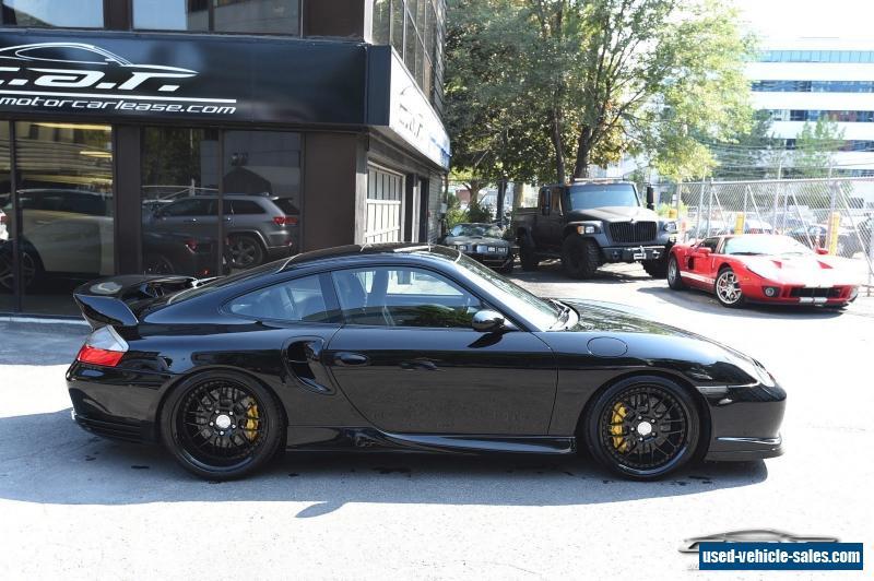 2003 Porsche 911 For Sale In Canada