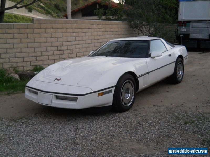 1987 chevrolet corvette for sale in the united states. Black Bedroom Furniture Sets. Home Design Ideas