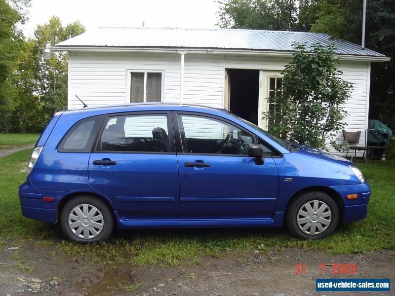 Suzuki Aerio Sx Repair Manual