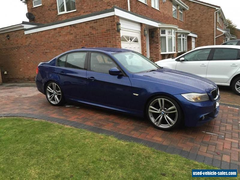 2010 bmw 318d m sport for sale in the united kingdom. Black Bedroom Furniture Sets. Home Design Ideas
