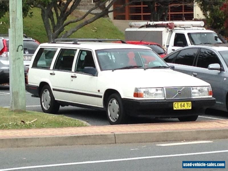Volvo 940 gl wagon not 240, 245, 145