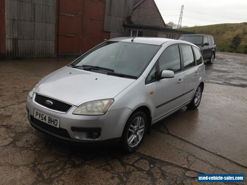 2004 ford focus c max zetec for sale in the united kingdom. Black Bedroom Furniture Sets. Home Design Ideas
